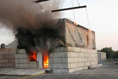 Imagem de Basement Fires - Collapse Hazards and Fire Dynamics (IACET CEU=0.3)