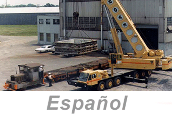 Picture of Crane Hand Signaling I & II (Spanish)