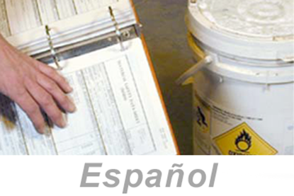 Imagen de Hazard Communication for Construction (Spanish) (PC Only)