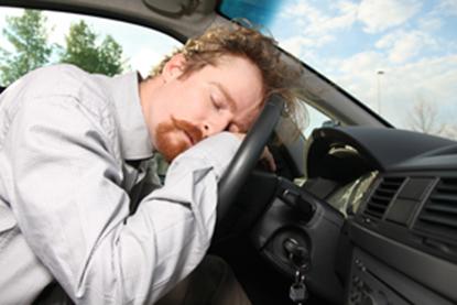 Imagem de Driver Fatigue