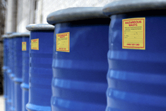 Resource conservation and recovery act rcra
