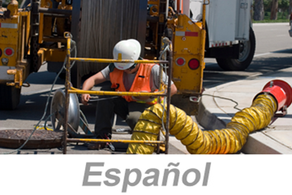 Bild von Confined Space Hazards - International (Spanish)