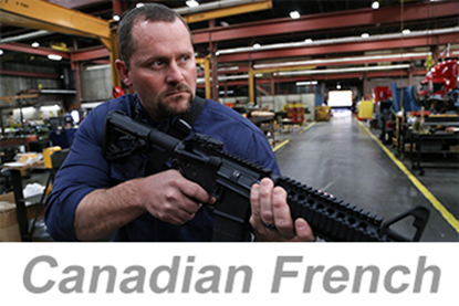 Imagem de Active Shooter: Preparation and Response Suite (Canadian French)