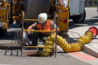 Picture of Confined Space Hazards for Construction