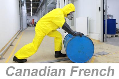图片 Workplace Hazardous Materials Information System (WHMIS) Parts 1-2 (Canadian French)