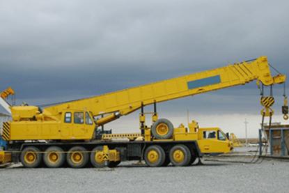 Bild von Crane Operator Safety