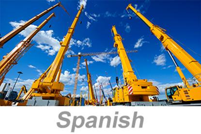 Bild von Crane Operator Safety (Spanish)