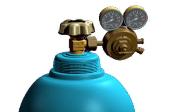 Picture of Compressed Gas Cylinder Safety (US)