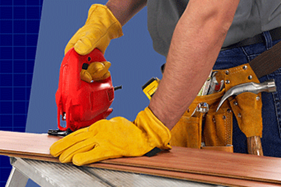 Picture of Hand and Power Tool Safety for Construction