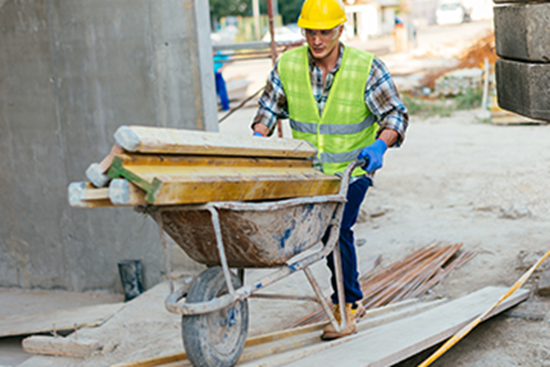 Picture of Material Handling Practices for Construction (US)