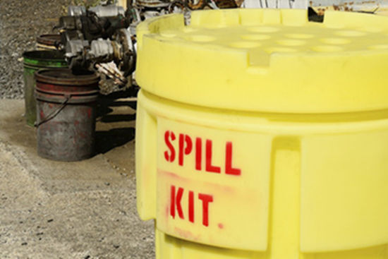 Picture of Spill Prevention, Control and Countermeasure (SPCC)