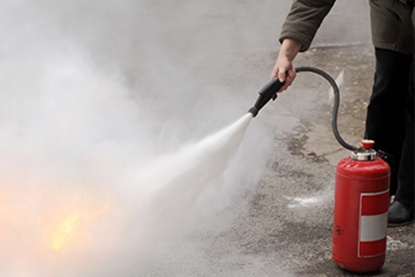 Picture of Fire Extinguisher Safety Awareness