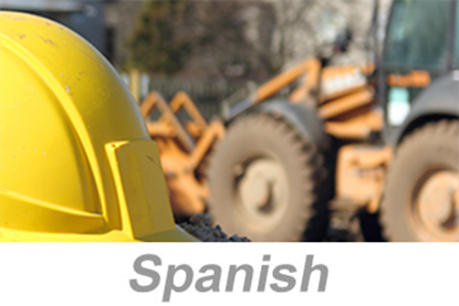 图片 OSHA 10: Construction Industry Outreach Training Course (IACET CEU=1.0) (Spanish)