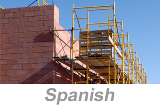 Image sur Scaffold Safety Awareness - Global (Spanish)