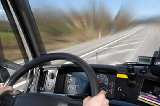 图片 Hazards of Tailgating - Large Vehicles