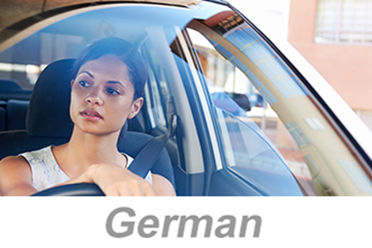 Picture of Defensive Driving - Small Vehicles - Global (German)