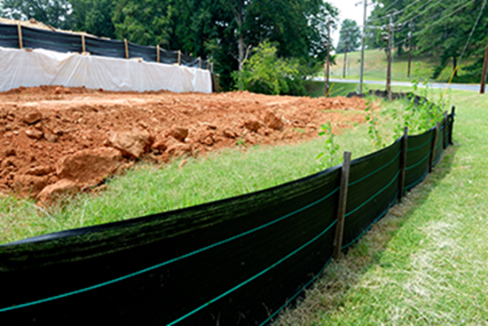Picture of Stormwater and Erosion Control Best Management Practices