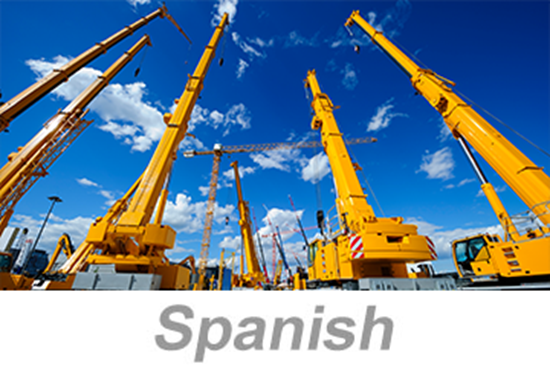 Picture of Crane Operator Safety (Spanish)