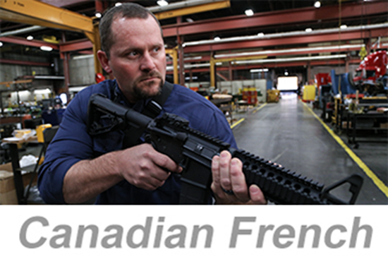 Picture of Active Shooter: Preparation and Response Suite (Canadian French)