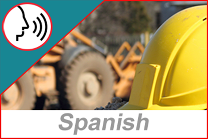 Imagem de OSHA 10: Construction Industry (IACET CEU=1.0) (Spanish) (Actively Proctored)