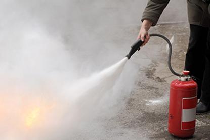 Bild von Fire Extinguisher Safety Awareness