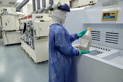 Picture of Semiconductor Environmental, Health and Safety at Work Part 3