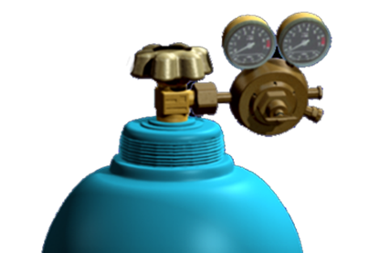 Bild von Compressed Gas Cylinder Safety