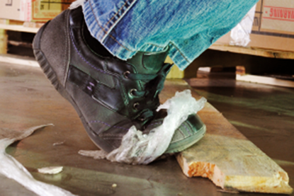 Bild von Preventing Slips, Trips and Falls