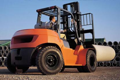 Image de Powered Industrial Trucks Operators Overview