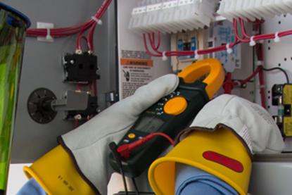 Bild von Recognizing Electrical Hazards Awareness