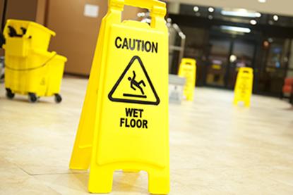 Bild von Preventing Slips, Trips and Falls Awareness