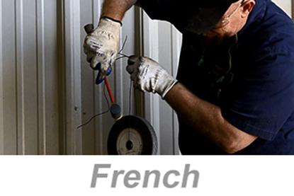 Imagem de Bench Grinder Safety (French)