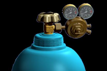 Bild von Compressed Gas Cylinder Safety