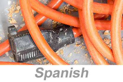 Bild von Electrical Safety for Construction: Cord and Plug Connected Equipment (US) (Spanish)