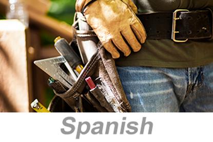 Bild von Hand Tool Safety for Construction (Spanish)