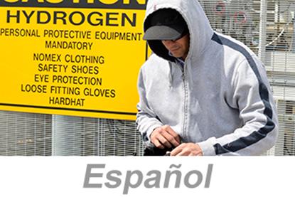 图片 Chemical Facility Security Awareness Training (Spanish)