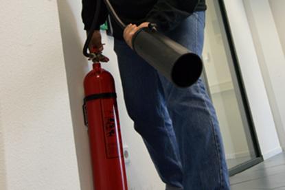 Imagem de Fire Extinguisher Safety